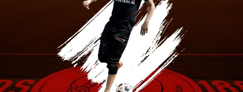Nasser El Jackson aankondiging Sparta Rotterdam PSV